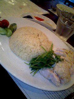 海南鶏飯食堂 六本木